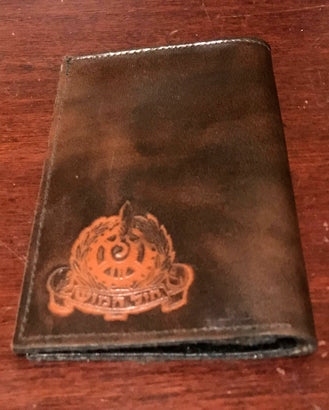 Israel Defense Forces  Leather Wallet - Force Armament