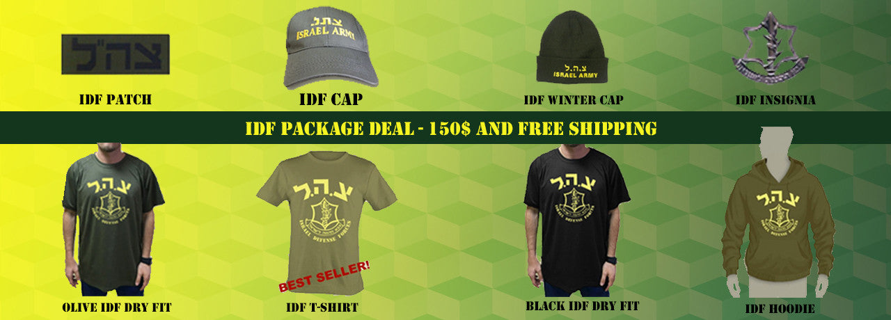 The Best IDF Package Deal in the Internet