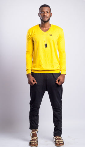 NACK: Yellow Sweater