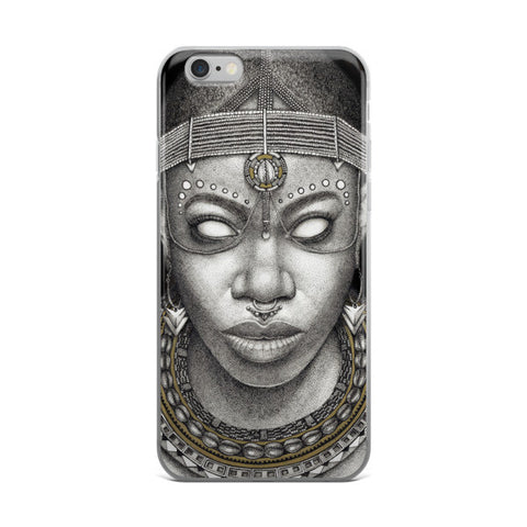 DATA OH: Atete - iPhone Case