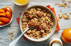 A serving of Ladera Almond Pecan Granola