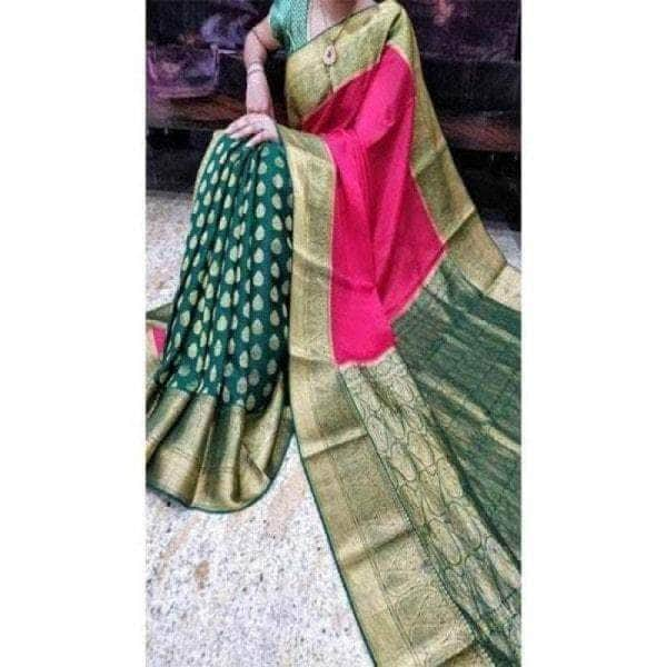 Beautiful Designer Saree Trends of 2018