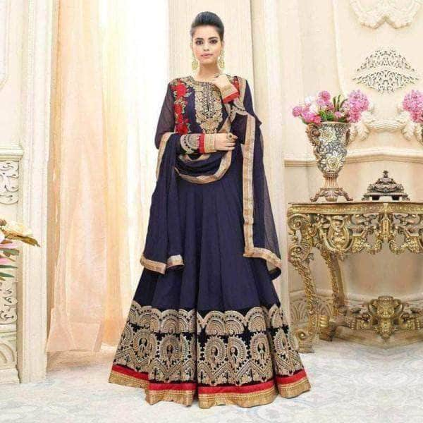 Various Types of Indo Western Gowns At Affordable Prices