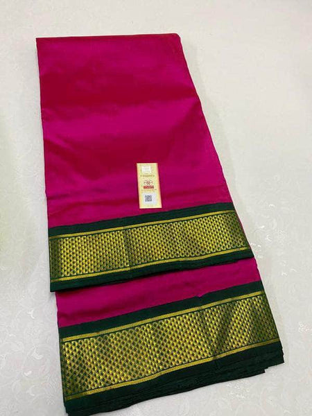 Fabulous Kanjivaram Silk Saree