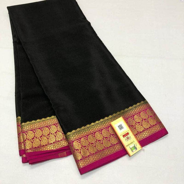 South Silk Saree in - Saree - FashionVibes
