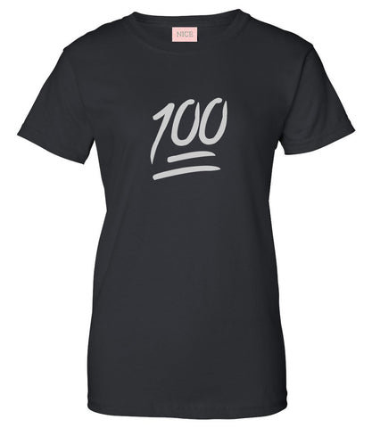 100 Emoji T-Shirt by Very Nice Clothing