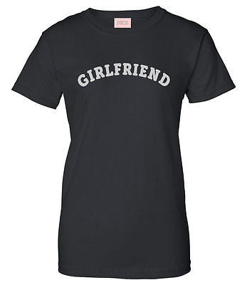 Very Nice Girlfriend Gf Bff Boyfriend Womens T-Shirt Tee