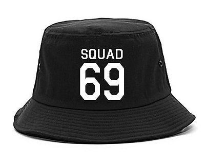 Very Nice Squad 69 Team Jersey Bucket Hat