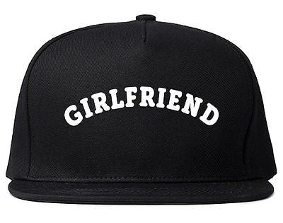 Very Nice Girlfriend GF BFF Black Snapback Hat