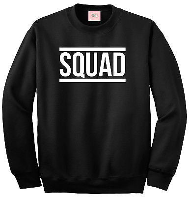 Very Nice Squad Team Boyfriend Crew Sweatshirt