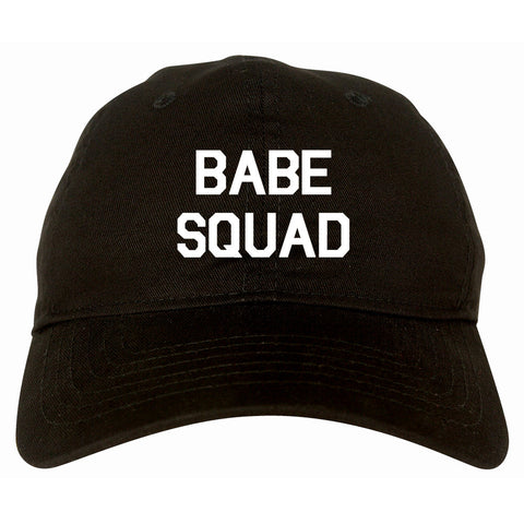 Babe Squad Dad Hat by Very Nice Clothing