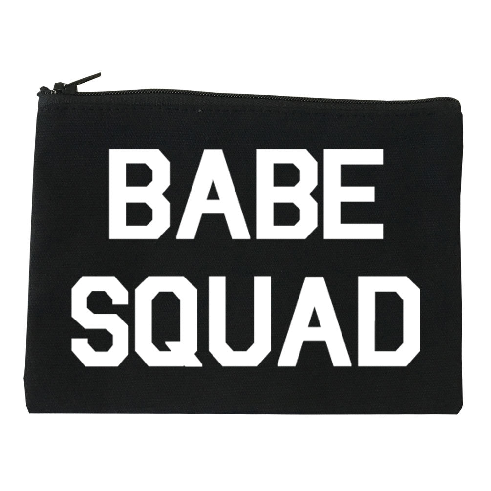 Babe Squad Cosmetic Makeup Bag by Very Nice Clothing