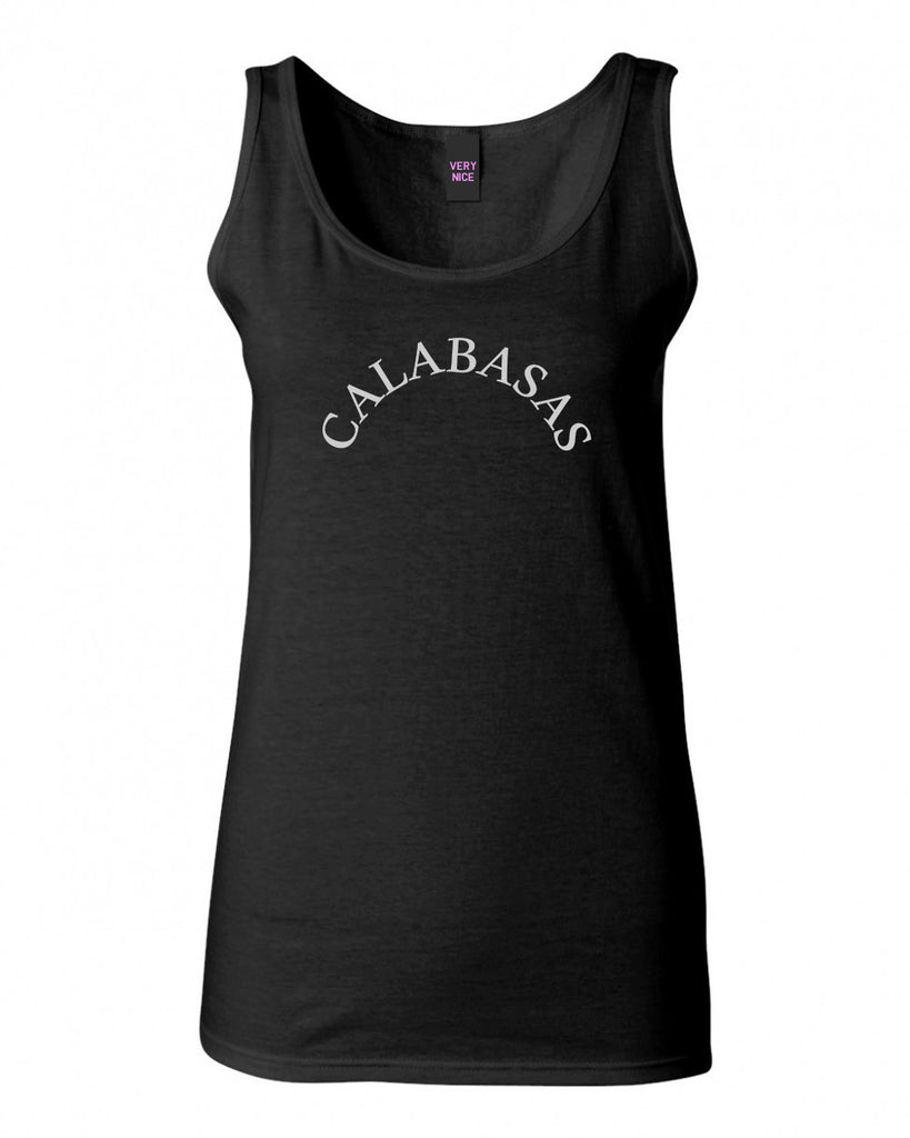 Calabasas Tank Top by Very Nice Clothing