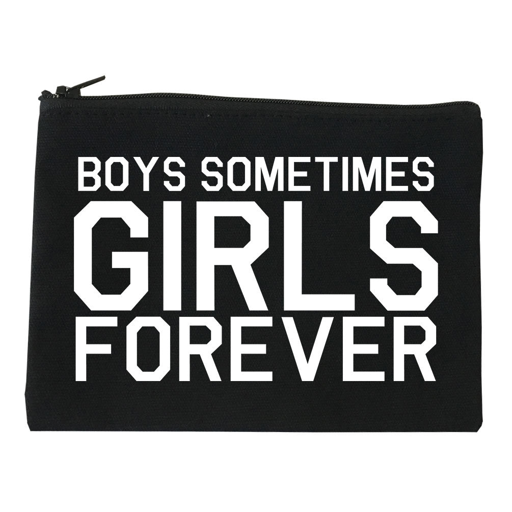 Girls Forever Cosmetic Makeup Bag by Very Nice Clothing