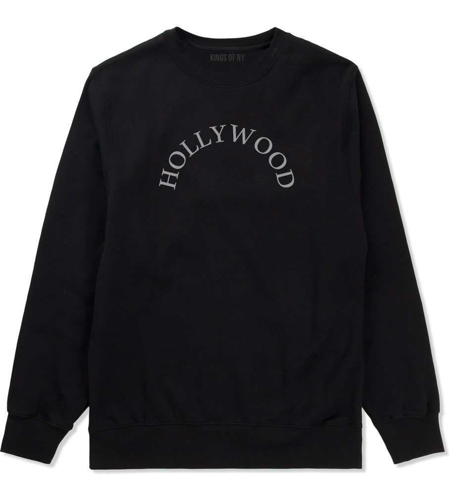 Hollywood Crewneck Sweatshirt by Very Nice Clothing