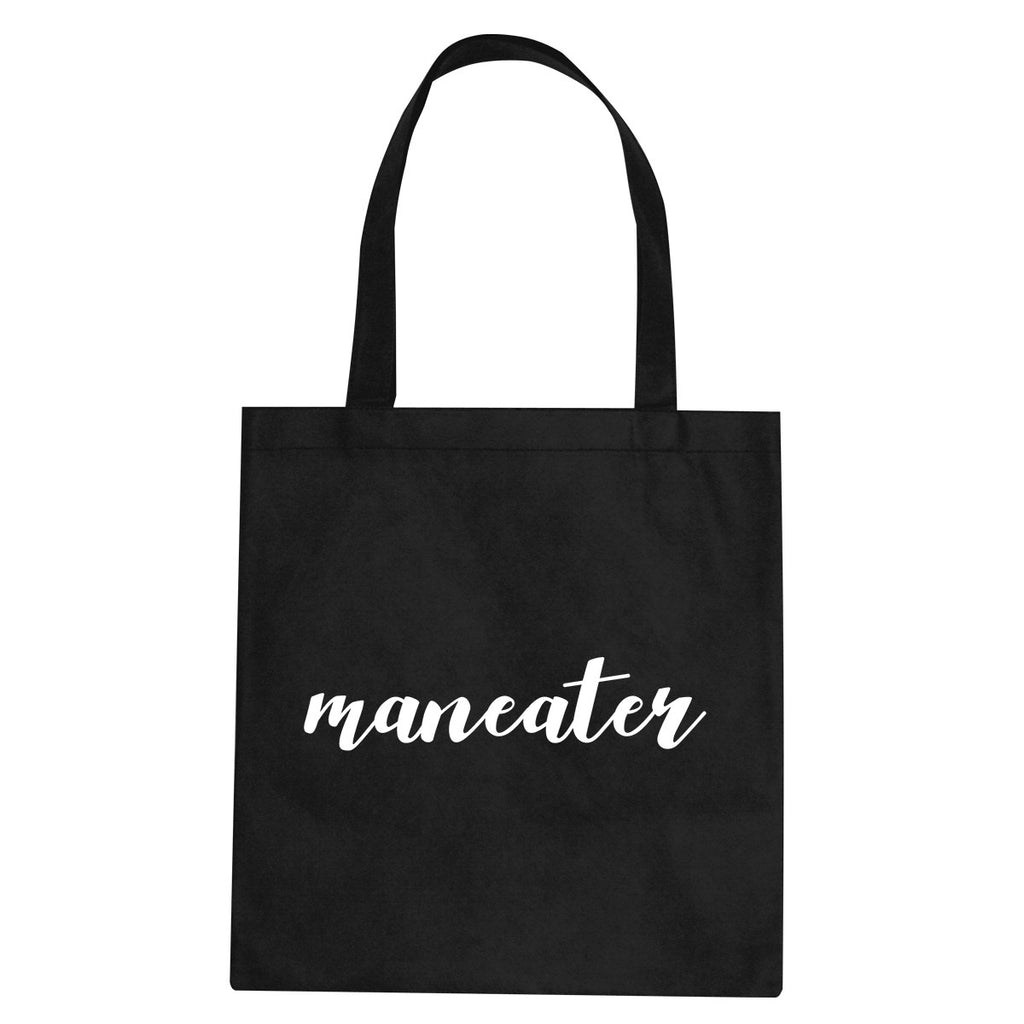 Maneater Tote Bag by Very Nice Clothing