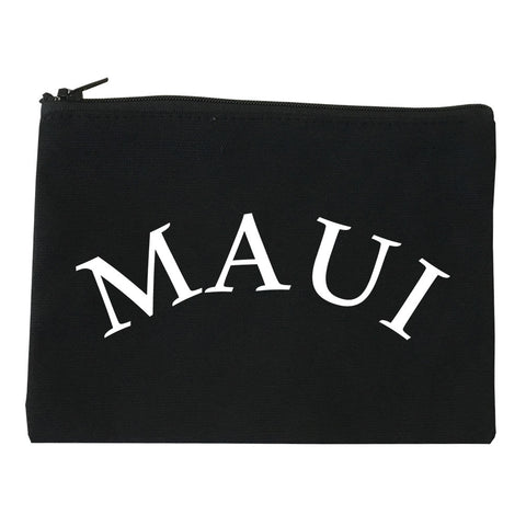Maui Cosmetic Makeup Bag by Very Nice Clothing