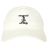 Mermaid On Duty Dad Hat by Very Nice Clothing