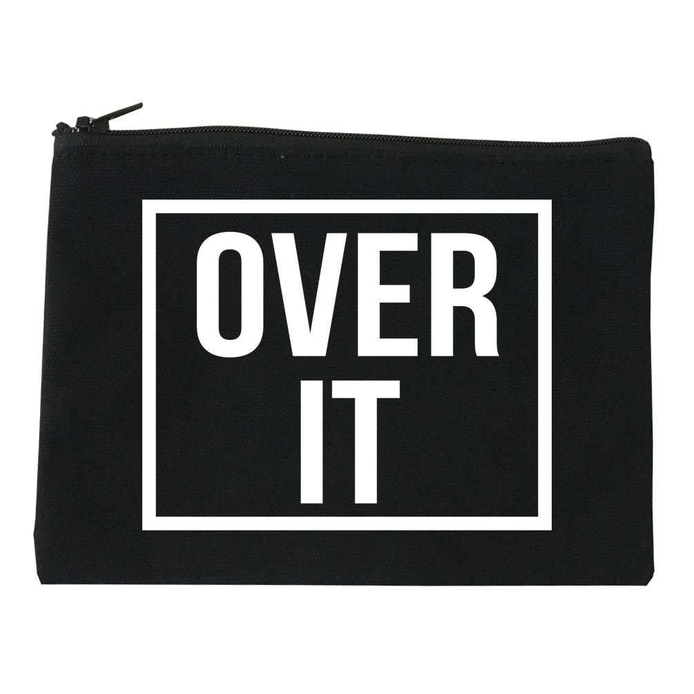 Over It Cosmetic Makeup Bag by Very Nice Clothing