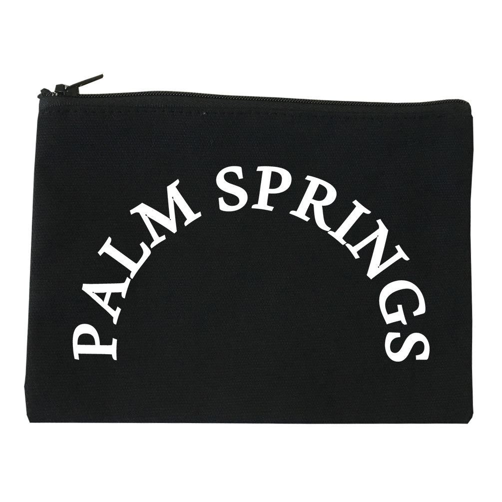 Palm Springs Cosmetic Makeup Bag by Very Nice Clothing