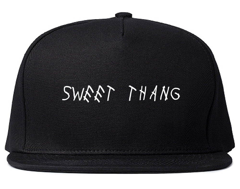 Sweet Thang Snapback Hat by Very Nice Clothing