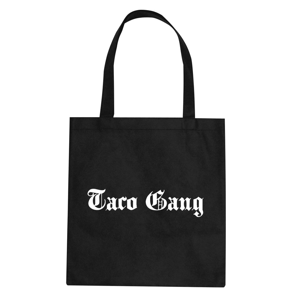 Taco Gang Tote Bag by Very Nice Clothing