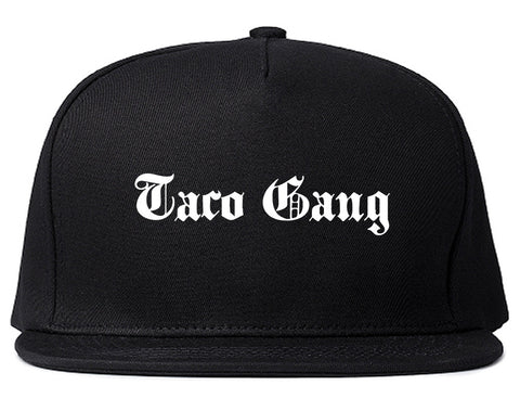 Taco Gang Snapback Hat by Very Nice Clothing