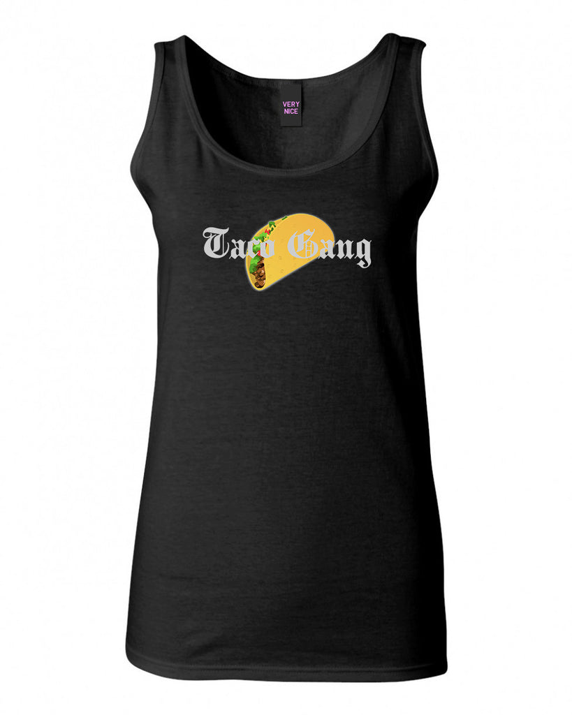 Taco Gang Tank Top by Very Nice Clothing