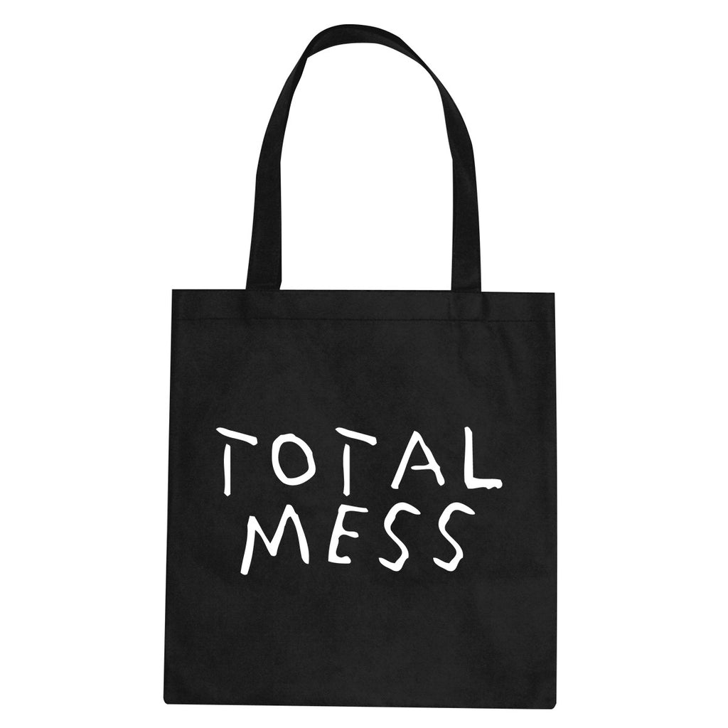 Total Mess Tote Bag by Very Nice Clothing