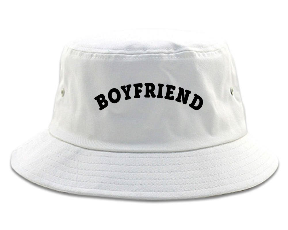 Very Nice Boyfriend BF BFF Black Bucket Hat