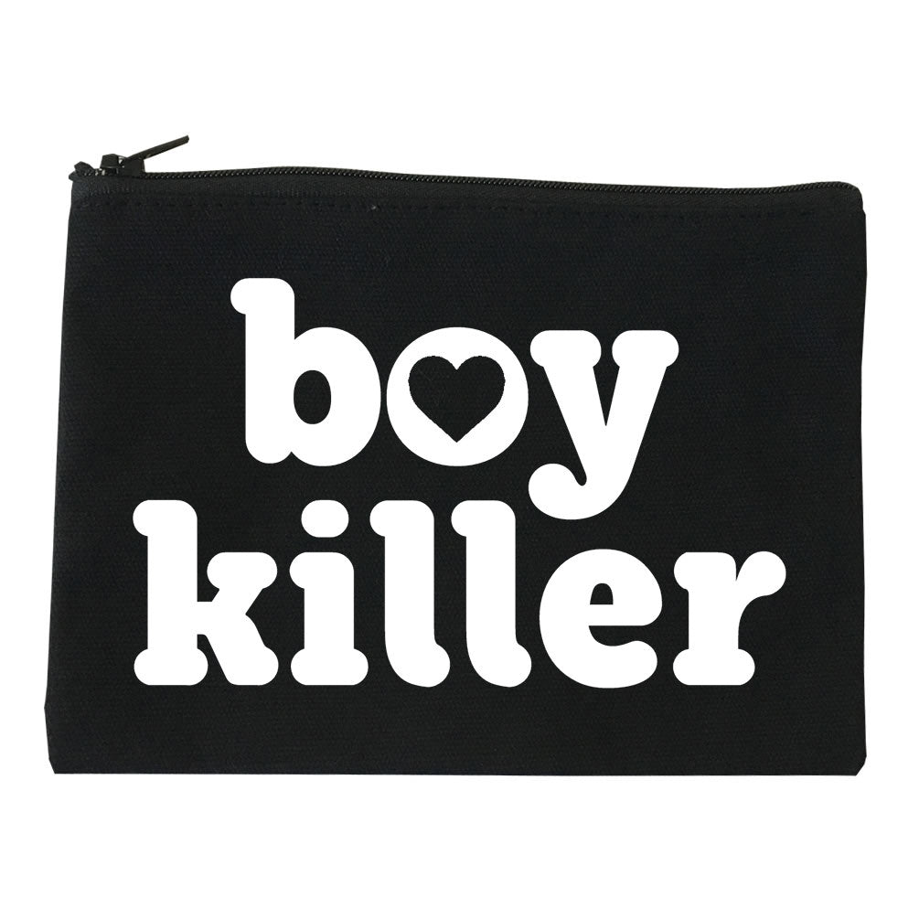 Boy Killer Heart Makeup Bag by Very Nice Clothing