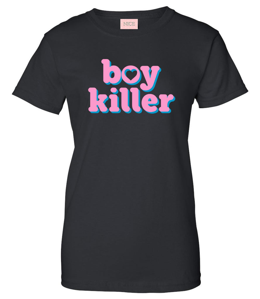 Boy Killer Heart T-Shirt by Very Nice Clothing