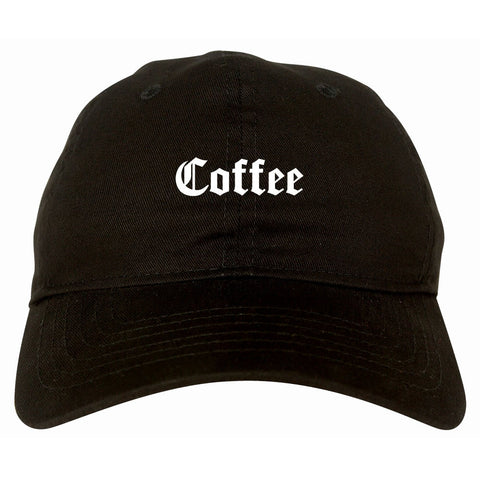 Coffee Dad Hat by Very Nice Clothing