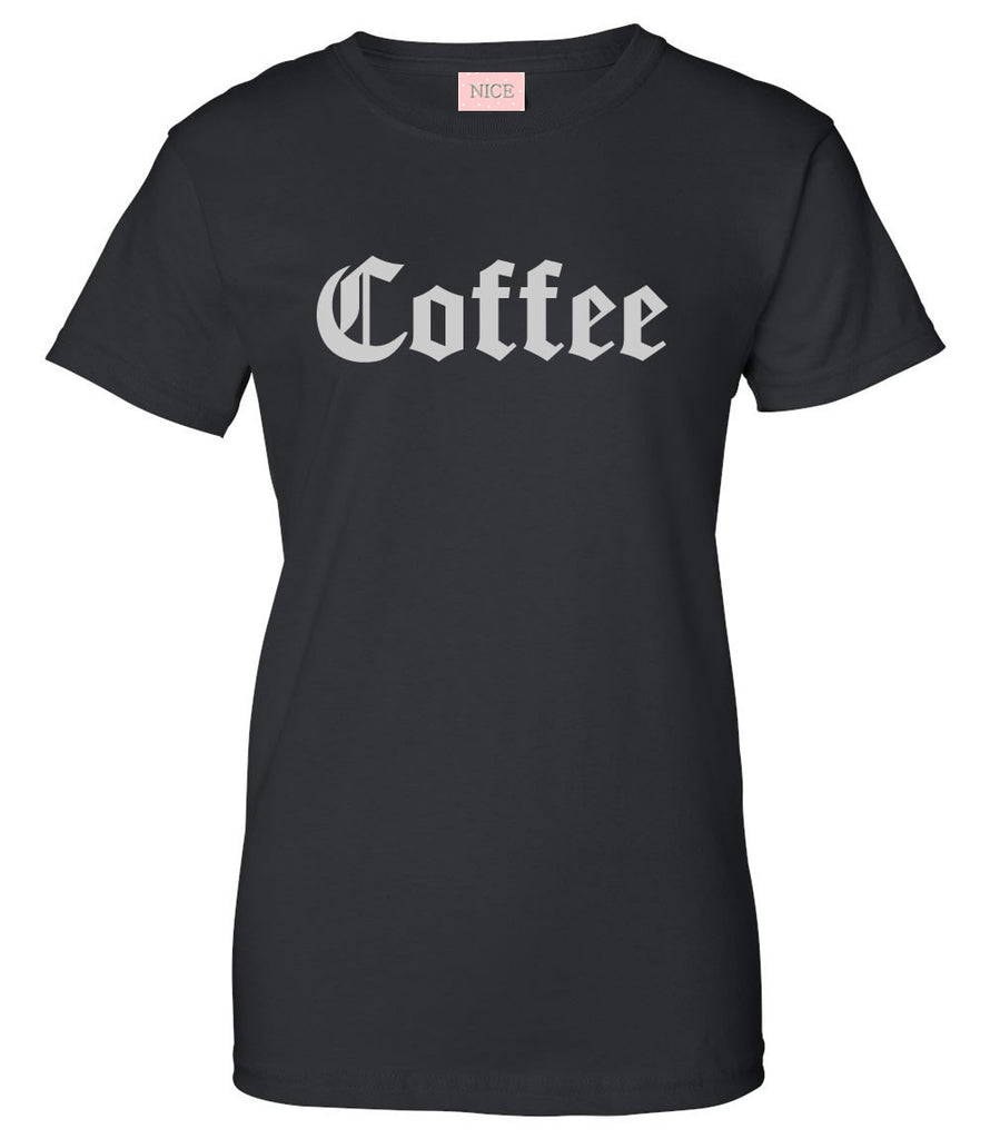 Coffee T-Shirt by Very Nice Clothing