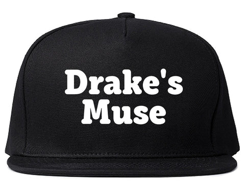 Drake's Muse Snapback Hat by Very Nice Clothing