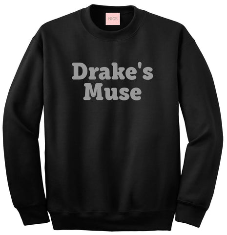Drake's Muse Sweatshirt by Very Nice Clothing