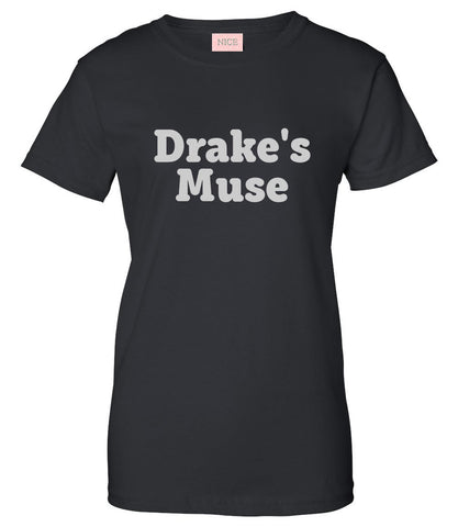 Drake's Muse T-Shirt by Very Nice Clothing