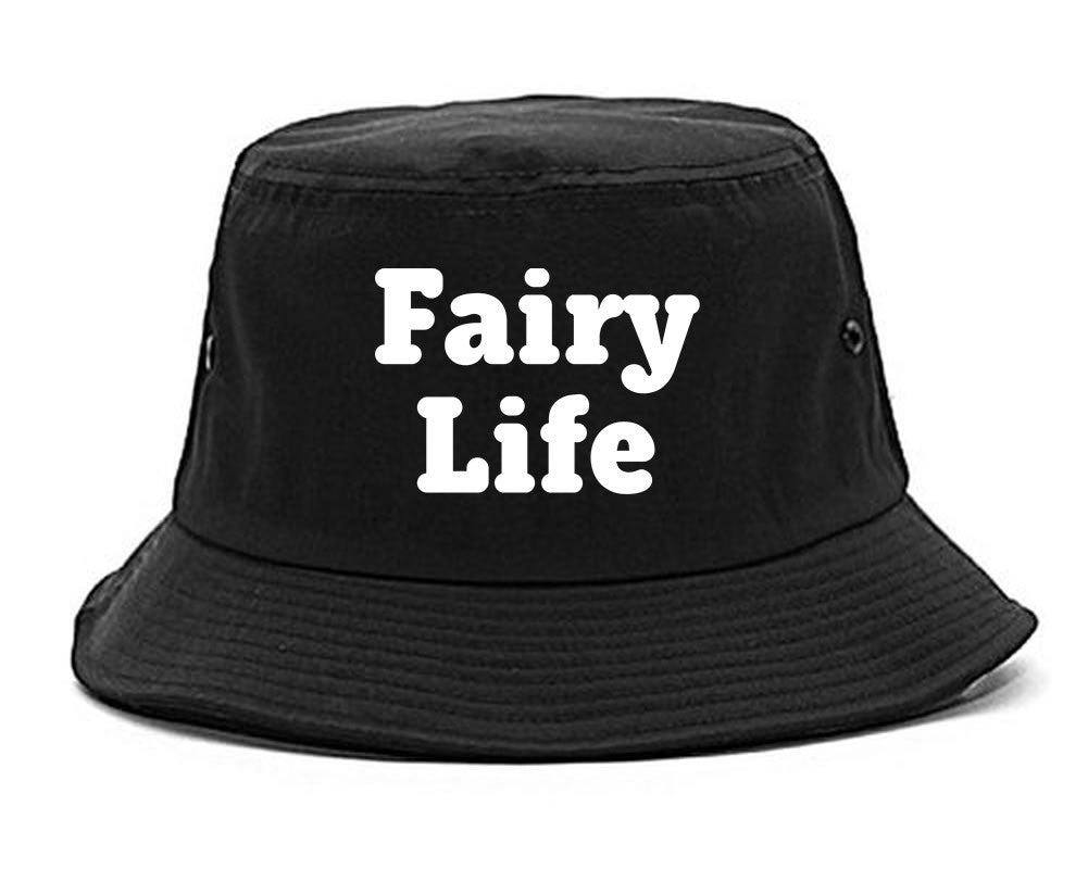 Fairy Life Bucket Hat by Very Nice Clothing