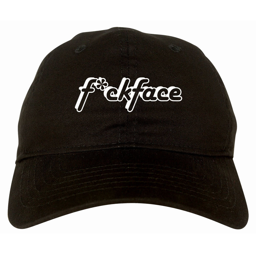 F*ck Face Dad Hat by Very Nice Clothing