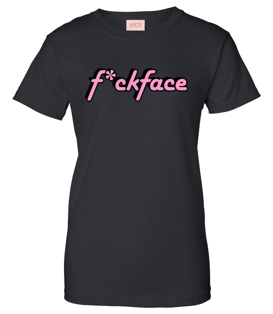 F*ck Face T-Shirt by Very Nice Clothing