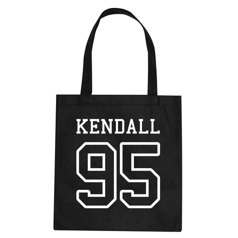 Kendall 95 Team Tote Bag by Very Nice Clothing