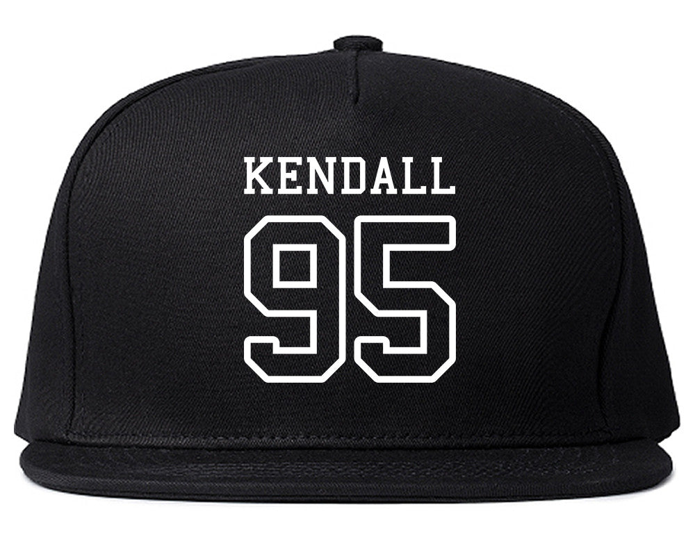 Kendall 95 Team Snapback Hat by Very Nice Clothing