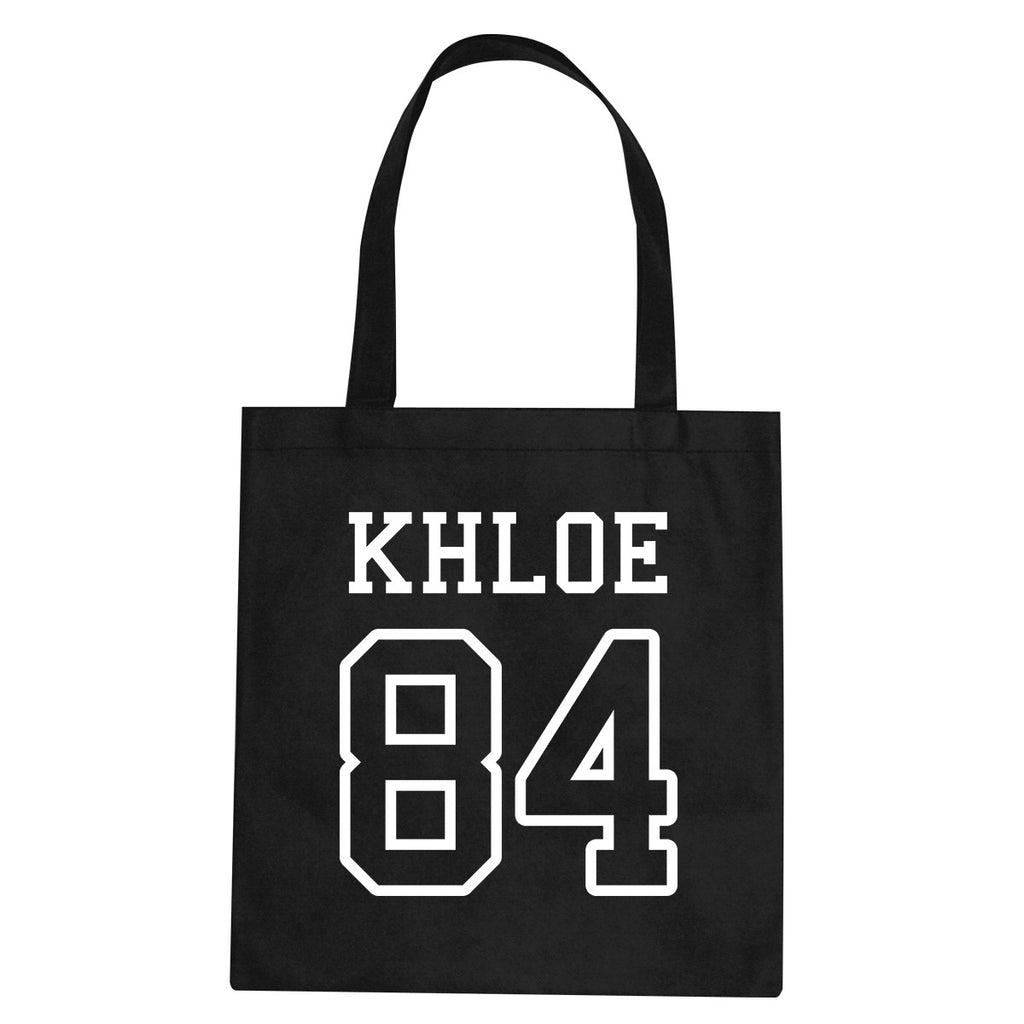 Khloe 84 Team Tote Bag by Very Nice Clothing
