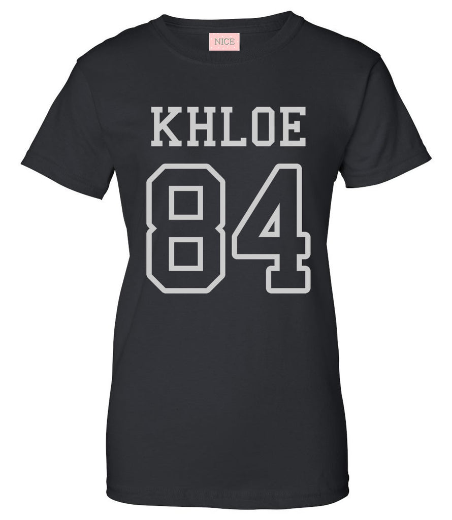 Khloe 84 Team T-Shirt by Very Nice Clothing