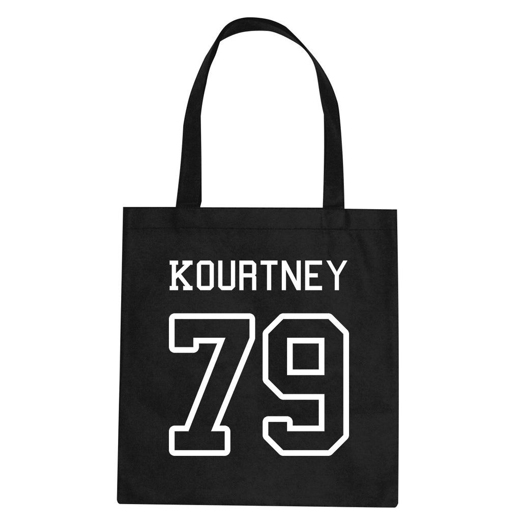 Kourtney 79 Team Tote Bag by Very Nice Clothing
