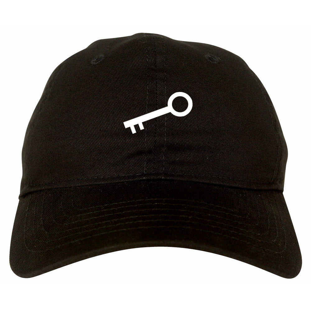 Major Key Dad Hat Black
