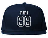 Riri 88 Team Snapback Hat by Very Nice Clothing