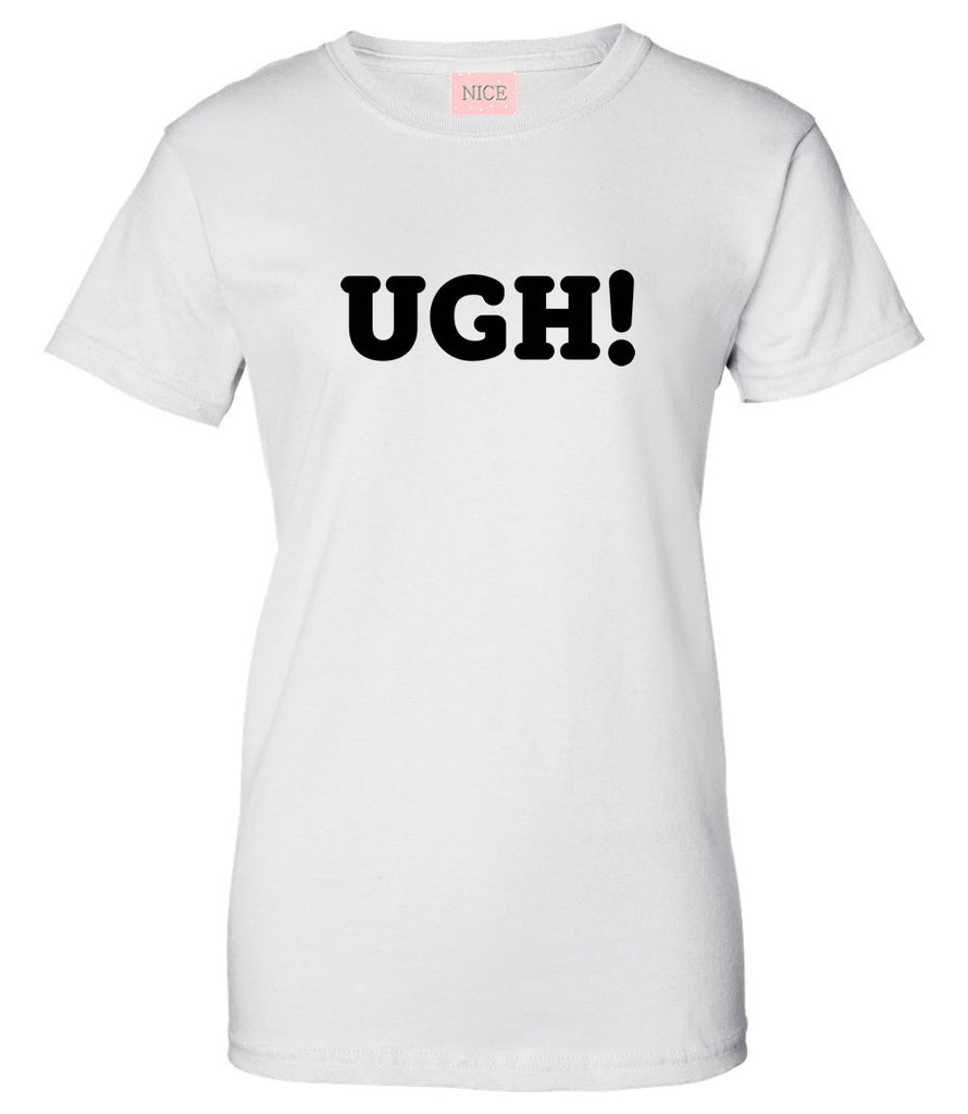 Very Nice UGH Boyfriend Womens T-Shirt Tee