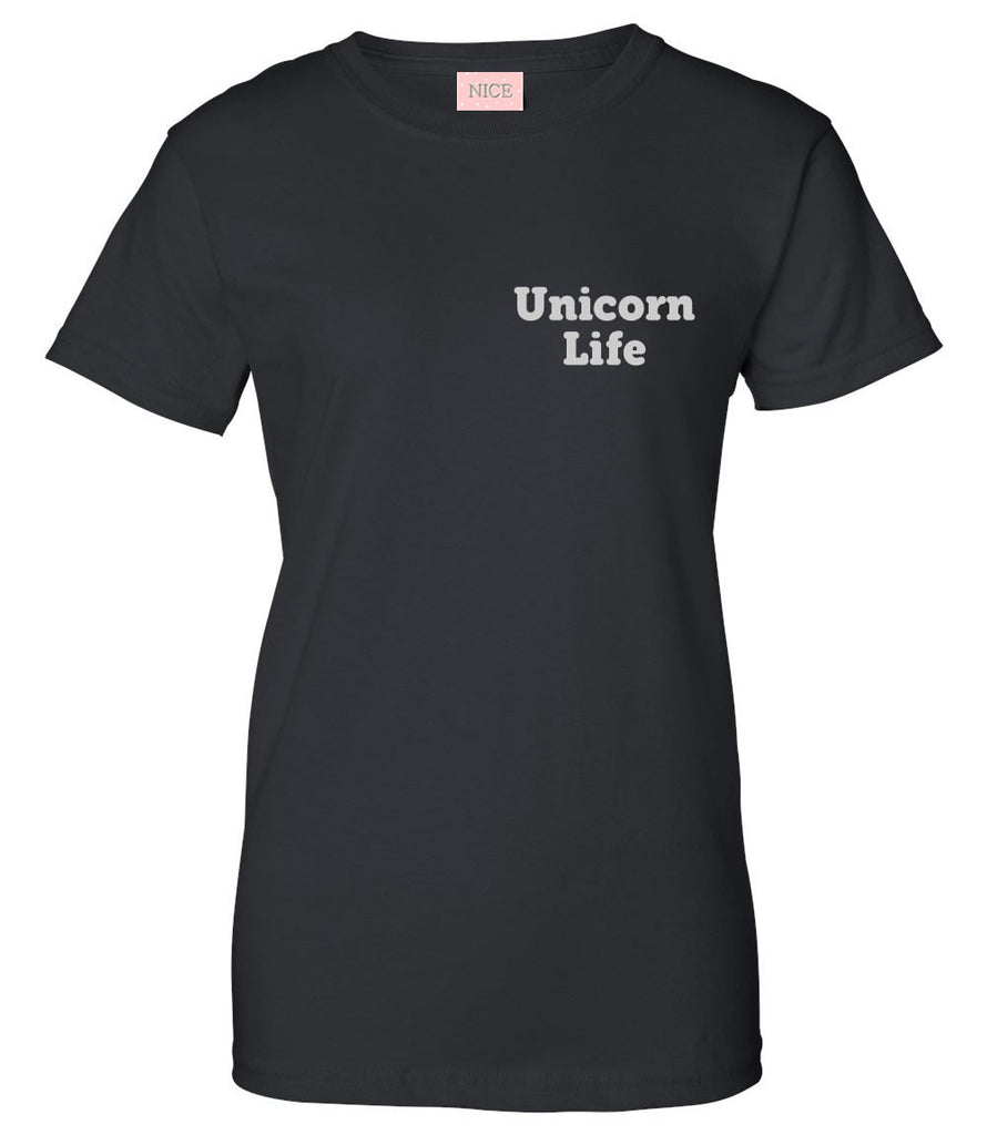 Unicorn Life T-Shirt by Very Nice Clothing