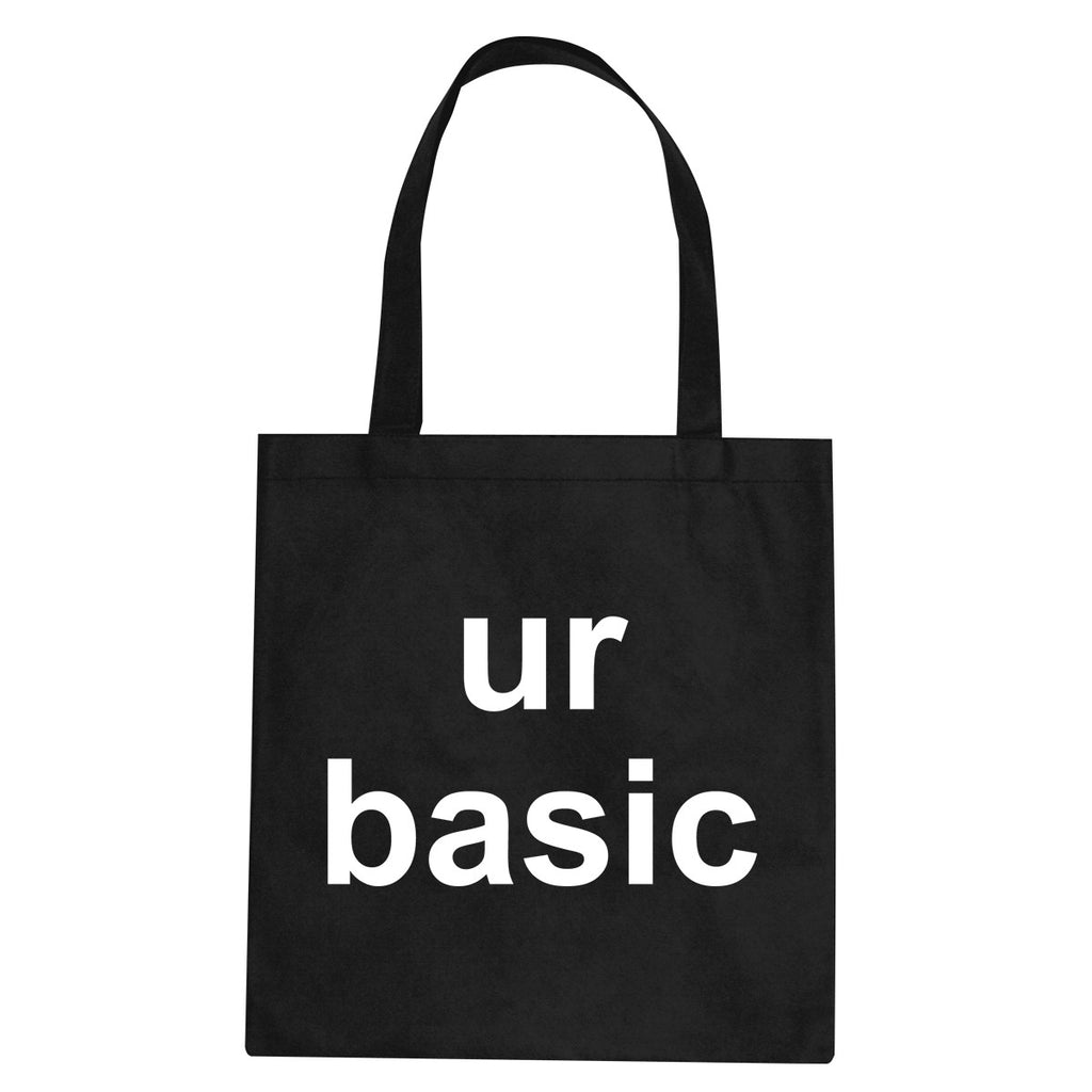 Ur Basic Tote Bag by Very Nice Clothing